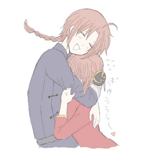 Kagura & Kamui <3