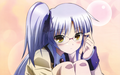 Kanade with glasses