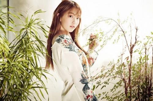 Kang Jiyoung For High Cut Magazine
