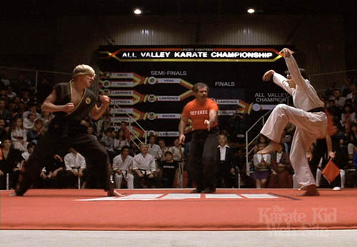 The Karate Kid پیپر وال entitled Karate Kid.