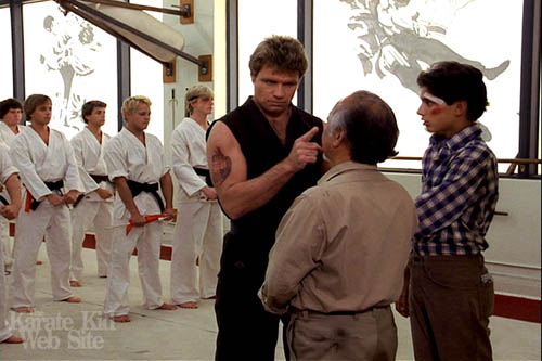 Karate Kid.