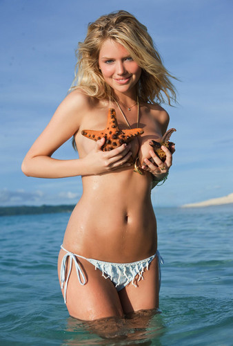 Kate Upton fond d'écran containing a bikini called Kate - Mix