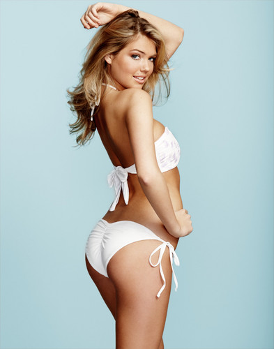 Kate Upton wallpaper probably containing a bikini called Kate - Mix