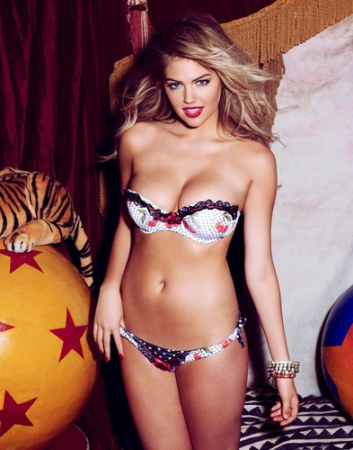Kate Upton Hintergrund probably containing a bikini called Kate - Mix