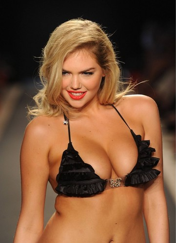 kate upton wallpaper with a bikini called Kate - Mix