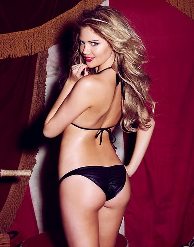 Kate Upton fond d'écran with a bikini entitled Kate - Mix