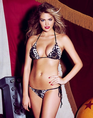 Kate Upton wolpeyper containing a bikini called Kate - Mix