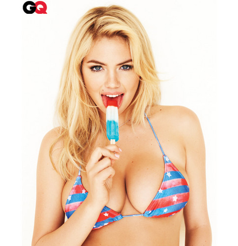 Kate Upton - GQ [July 2012]