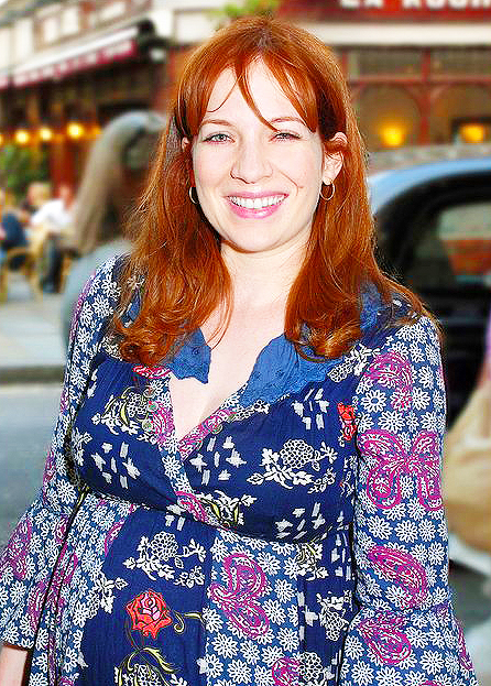 Katherine Parkinson May 2012