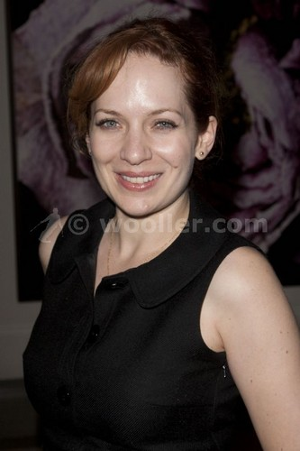 Katherine Parkinson attends the Celebrity Gala for the old vic 24 Stunde plays at corinthia hotel