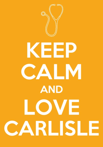 Keep Calm and Love ...
