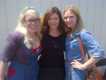 Kirsten, Jeanne Tripplehorn & AJ - aj-cook photo