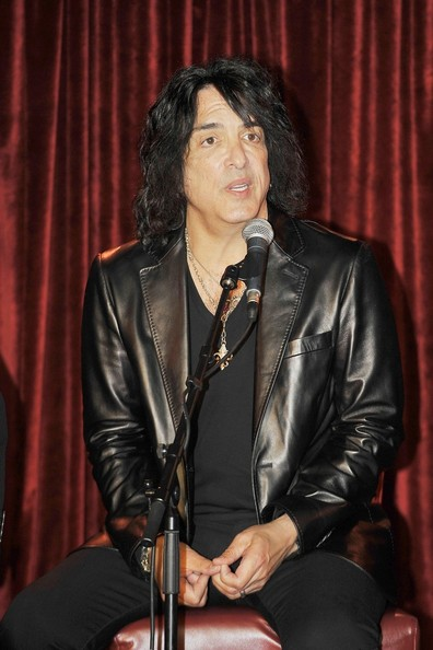 Paul Stanley Images Kiss Monster Book Launch Wallpaper And