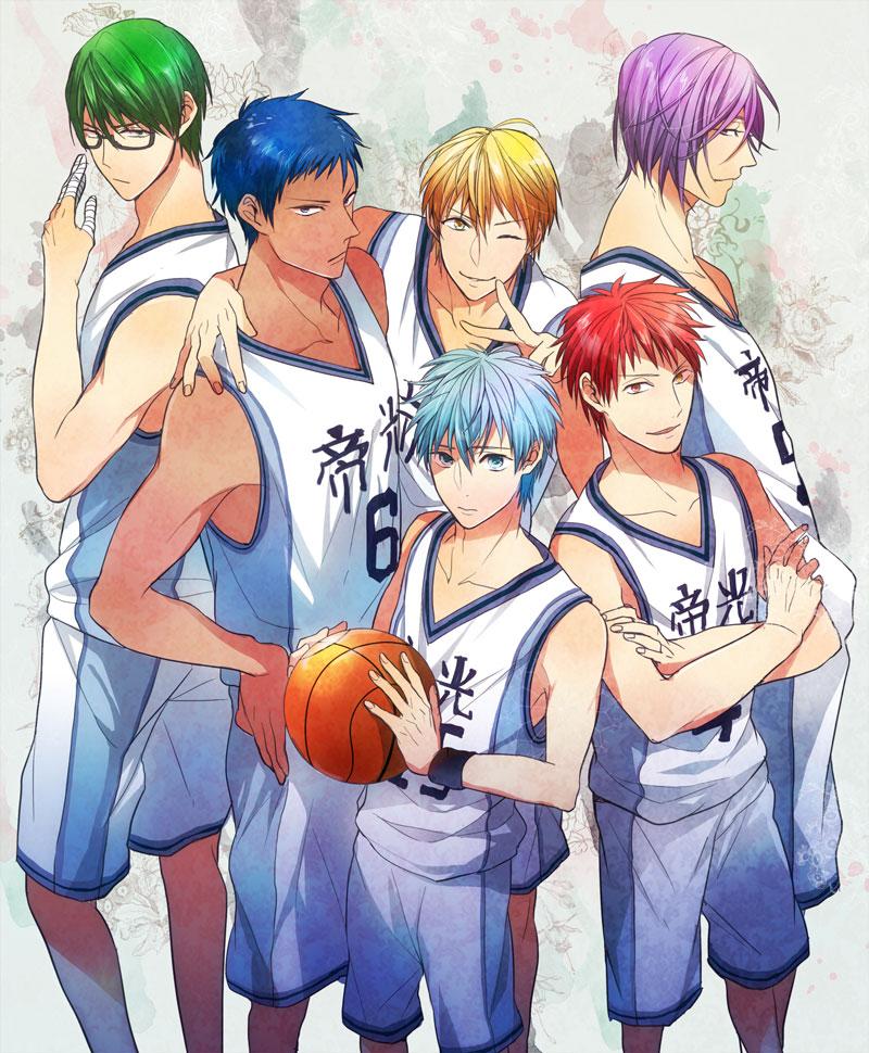 Kuroko S Basketball Season 2 Tagalog Version: Kuroko No Basuke Photo (31376851)