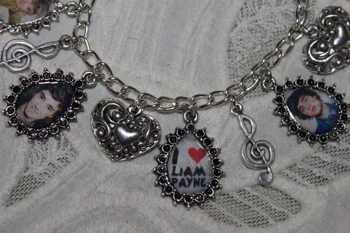 LIAM PAYNE charm bracelet