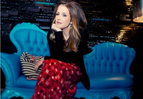LMP ~ July 2012 - lisa-marie-presley Photo