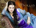 merlin-on-bbc - Lady Morgana Season 1 wallpaper