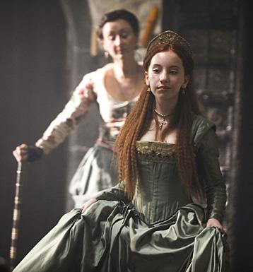 Laoise Murray as Elizabeth I