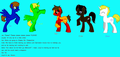 Lego Ninjago My Little Pony Crossover