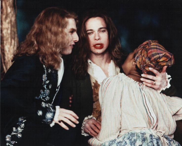 The Vampire ChroniclesInterview With The Vampire Louis And Lestat