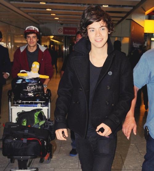 Liam & Harry!!