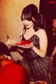 Lily Collin's 23th Birthday