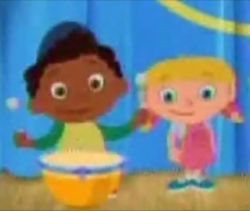 Little Einsteins- Annie and Quincy