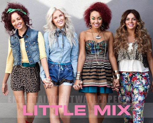 Little Mix fond d'écran called Little Mix's Wallpaper♥