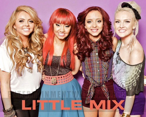 Little Mix's Wallpaper♥