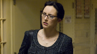 Lola Glaudini in law and order