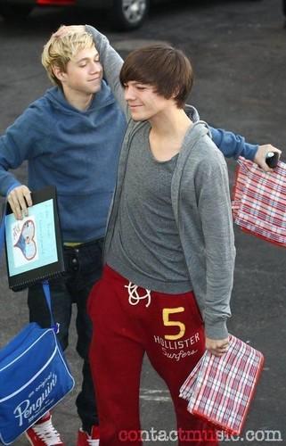 Louis & Niall