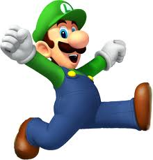 Luigi wallpaper entitled Luigi at Mario Party