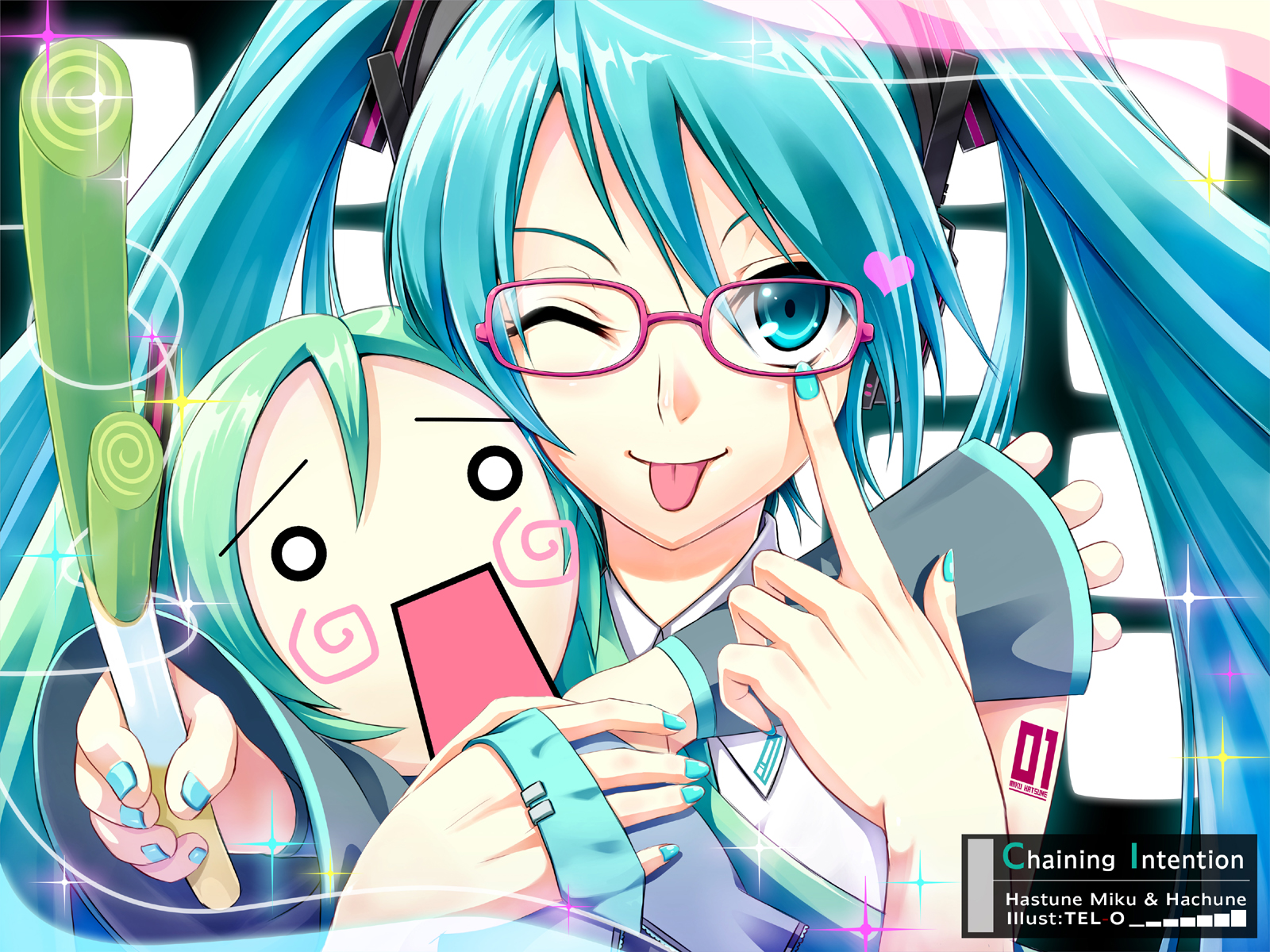 vocaloid cute miku anime - photo #47