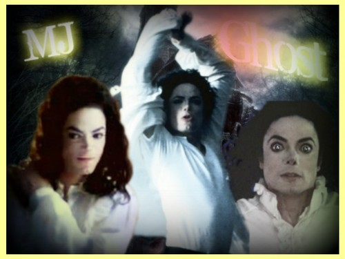 Michael Jackson's Ghosts fondo de pantalla containing a portrait called MJ Ghosts fondo de pantalla