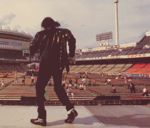 MJJ - the-bad-era Photo