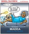 Madea goes to the Doctor's - madea fan art