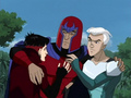 Magneto and the Twins