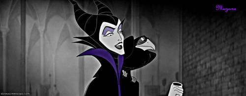Disney Females wolpeyper titled Maleficent
