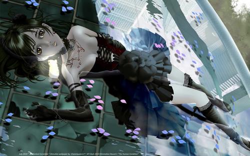 Mardock Scramble: Rune Balot