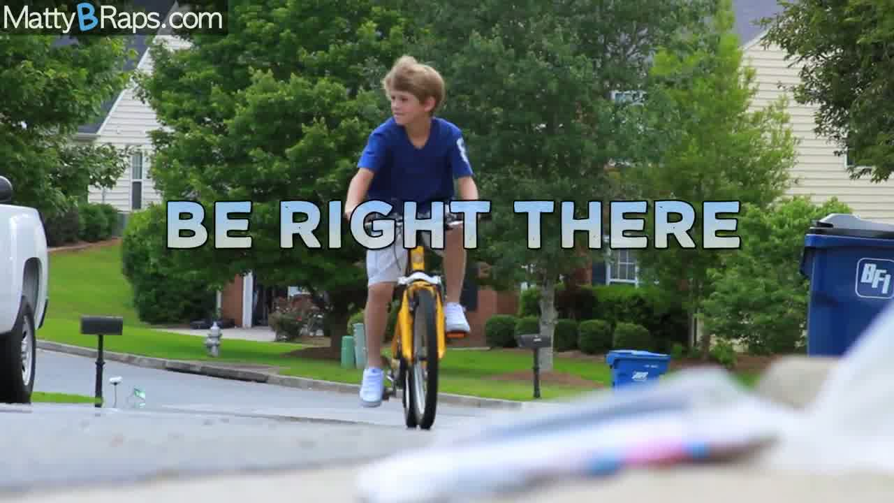 MattyB - Be Right There (Official muziek Video)