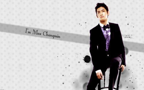 Max Changmin wallpaper with a business suit and a suit entitled Max wallpaper