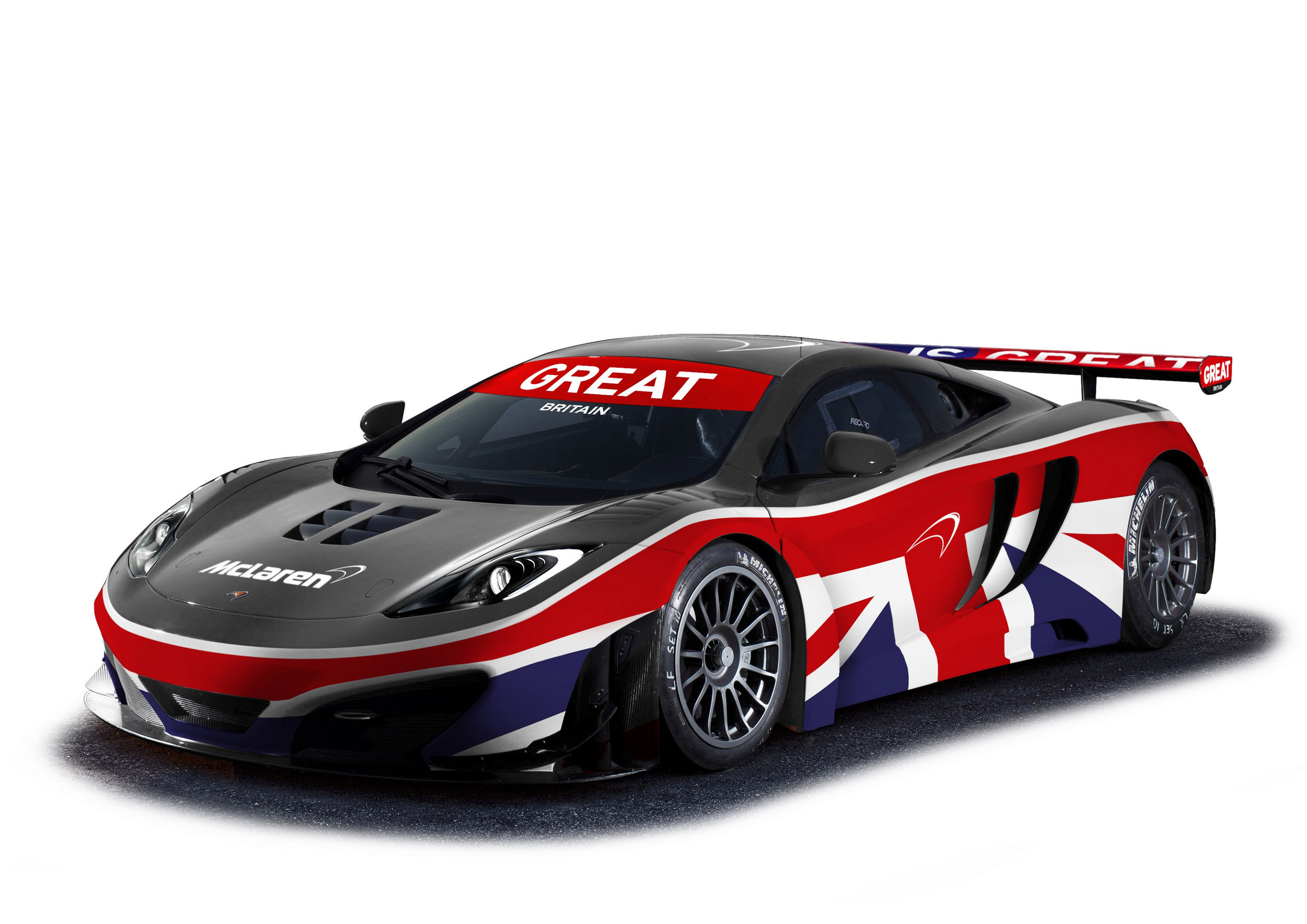 Mclaren Mp4 12c Gt3 Sports Cars Photo 31364008 Fanpop