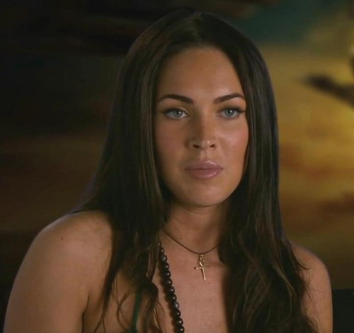 Megan Fox Revenge of the Fallen Special Features