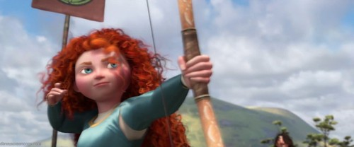 Merida the Archer