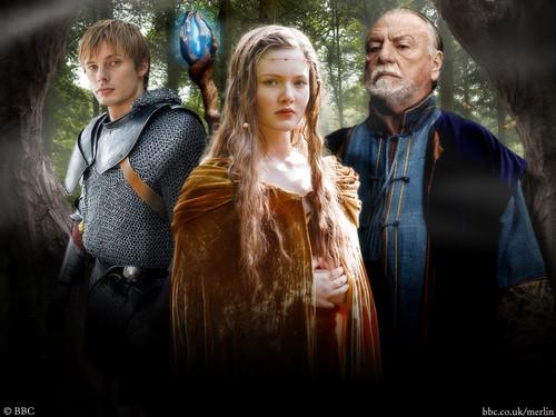 Merlin Season 1