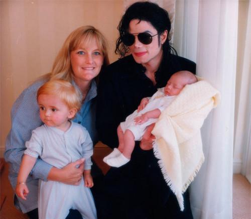 Michael, Prince, Paris