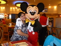 Mickey and me - mickey-and-minnie photo