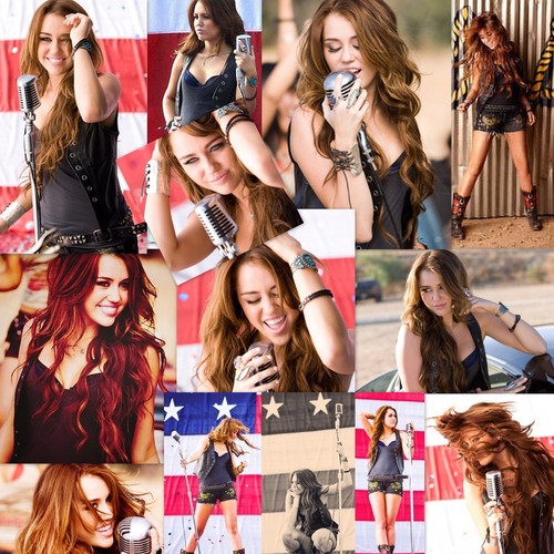 Miley Cyrus Party In The Usa(My Edit)<3