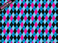 Monster High Argyle Wallpaper 1024x768 - monster-high wallpaper