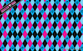 Monster High Argyle Wallpaper 1280x800 - monster-high wallpaper